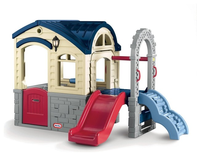 amazing-kids-outdoor-playsets-with-climbing-steps